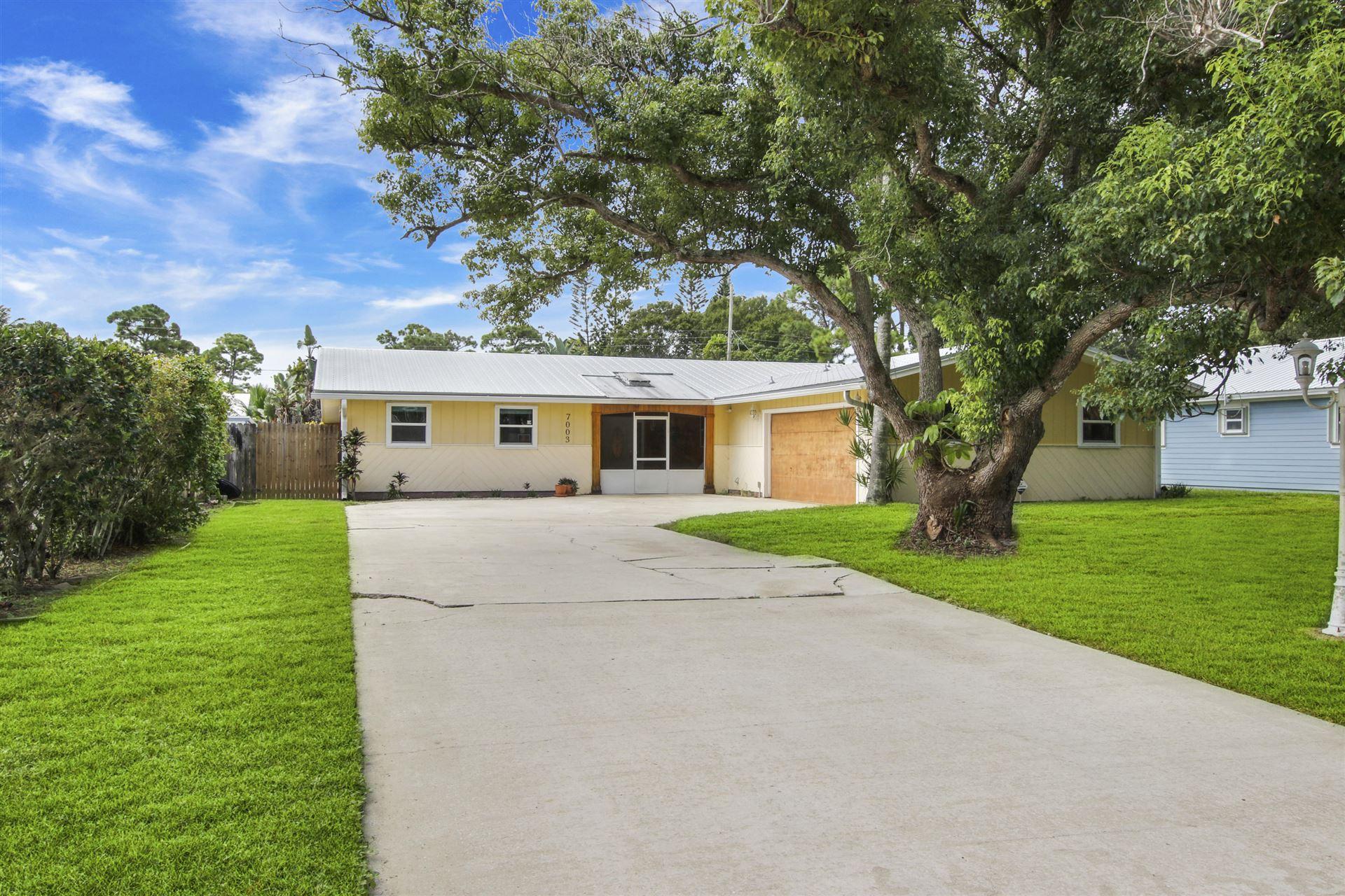 7003 Brookline Avenue, Fort Pierce, FL 34951 - #: RX-10656568