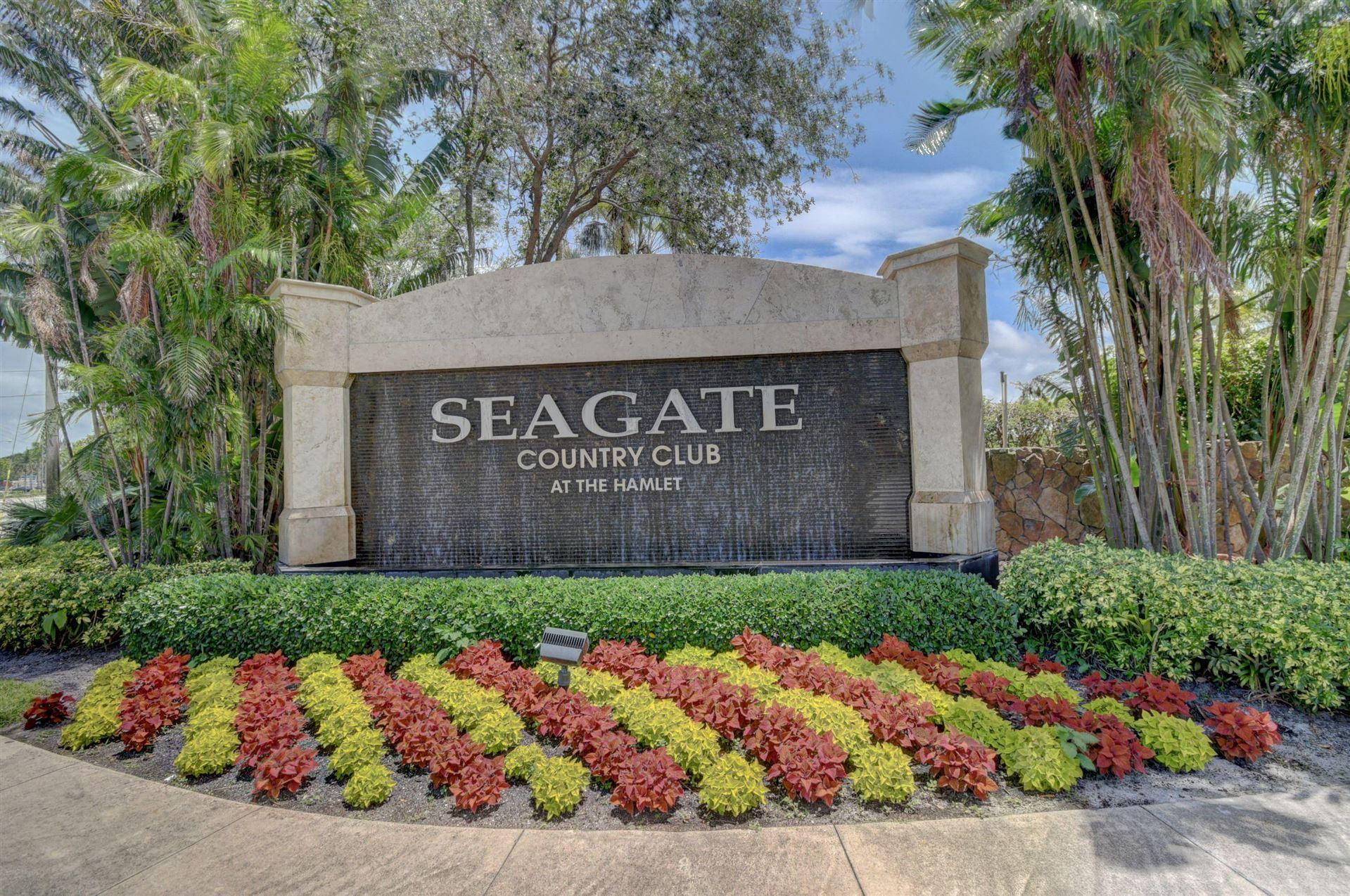 830 Greensward Court #110-H, Delray Beach, FL 33445 - #: RX-10679568