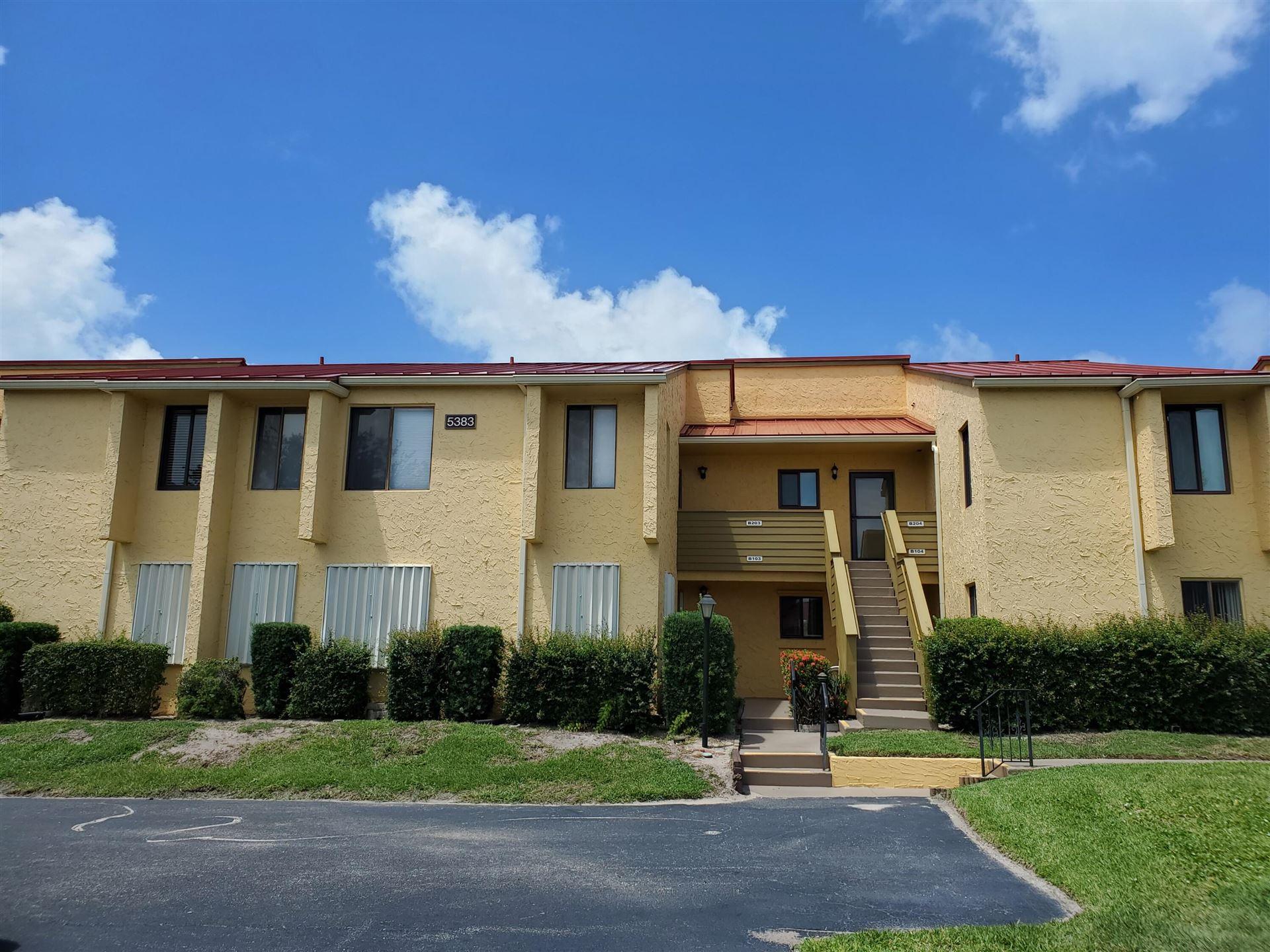 5383 SE Miles Grant Road #B-104, Stuart, FL 34997 - #: RX-10731568