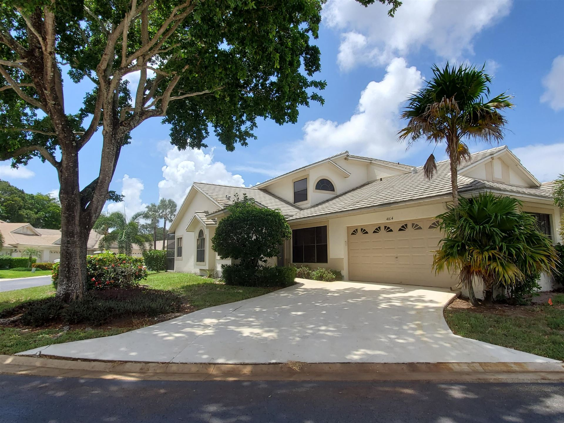 4814 Brighton Lakes Boulevard, Boynton Beach, FL 33436 - MLS#: RX-10739568