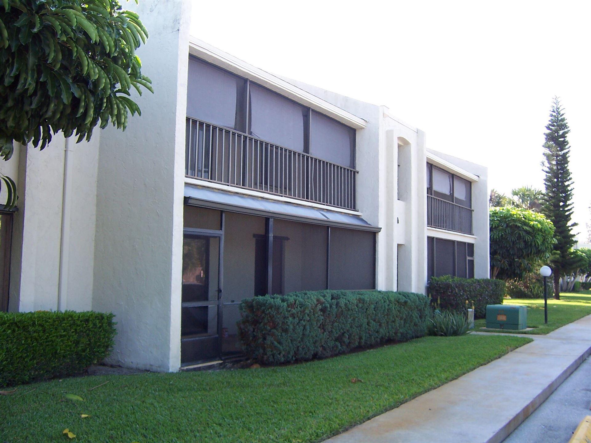 Photo of 150 Pineview Road #J-3, Tequesta, FL 33469 (MLS # RX-10744568)