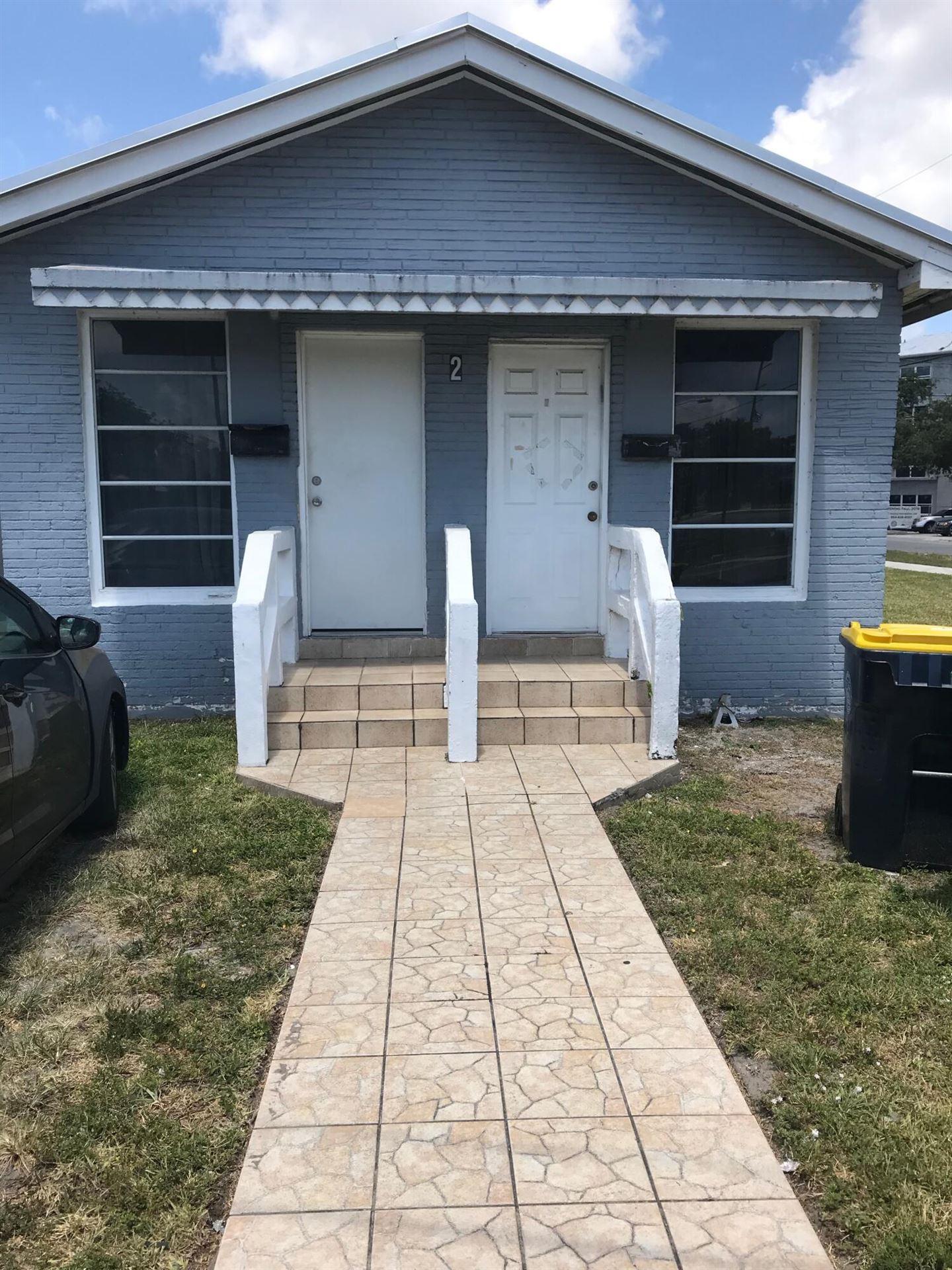 2 SW 6 Avenue #1-2, Dania, FL 33004 - MLS#: RX-10749568