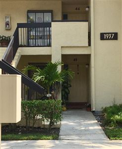 Foto de inmueble con direccion 1937 SW 15th Street #45 Deerfield Beach FL 33442 con MLS RX-10523569