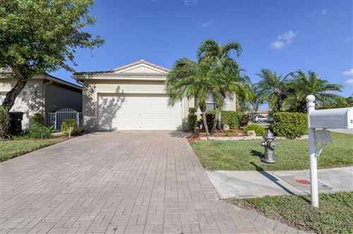 Photo of 2195 Umbrella Cay, West Palm Beach, FL 33411 (MLS # RX-10551569)