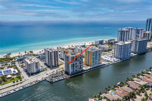 Photo of 1400 S Ocean Drive #803, Hollywood, FL 33019 (MLS # RX-10711569)
