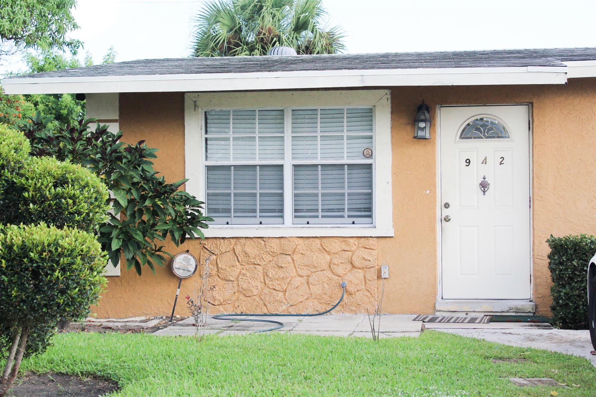 Photo of 942 W 2nd Street, Riviera Beach, FL 33404 (MLS # RX-10749569)