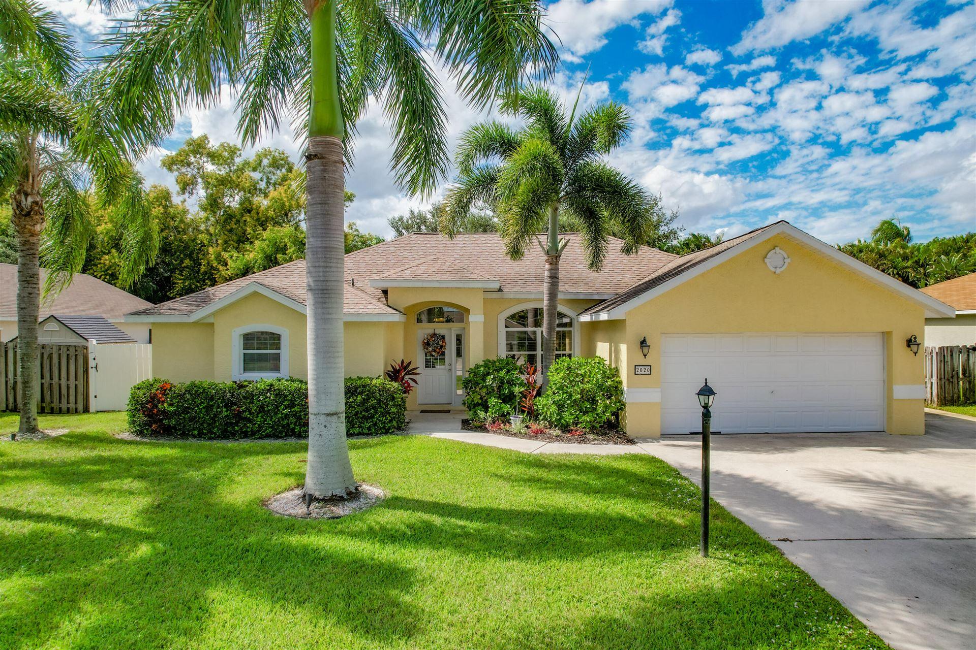 2020 NE Steven Avenue, Jensen Beach, FL 34957 - #: RX-10753569