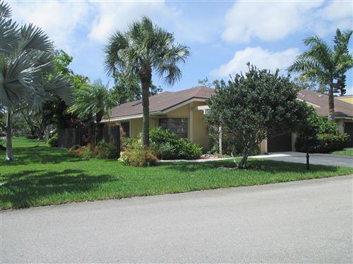 Photo of 22680 Vistawood Way, Boca Raton, FL 33428 (MLS # RX-10625570)