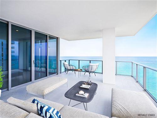 Photo of 5000 N Ocean Drive #1803, Singer Island, FL 33404 (MLS # RX-10653570)