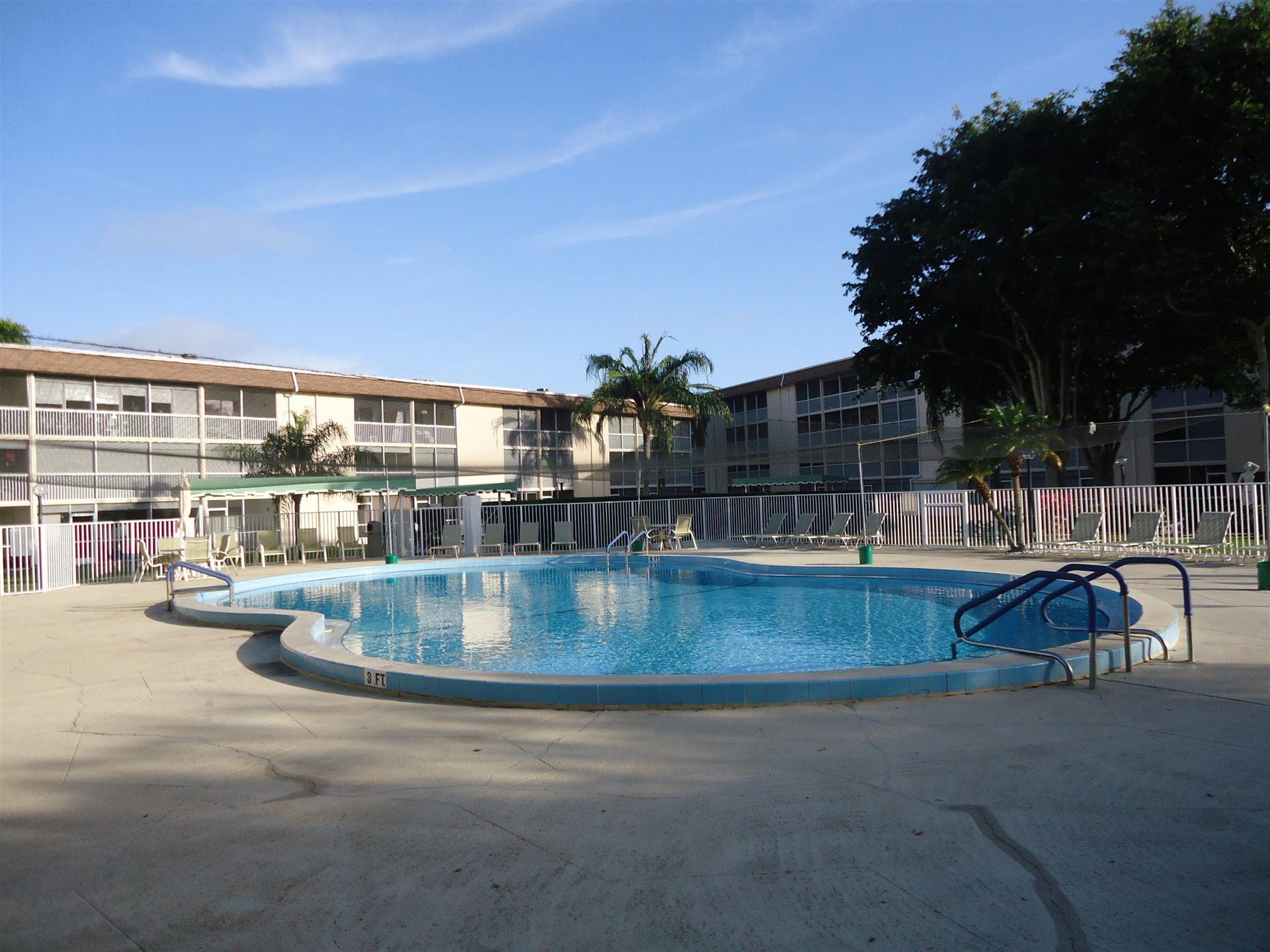 700 Village Green Court #307, Palm Springs, FL 33461 - #: RX-10594570
