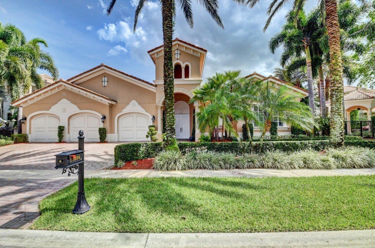 16204 Andalucia Lane, Delray Beach, FL 33446 - #: RX-10712570