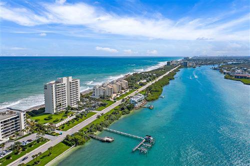 Photo of 19700 Beach Road #6s, Jupiter, FL 33469 (MLS # RX-10610571)