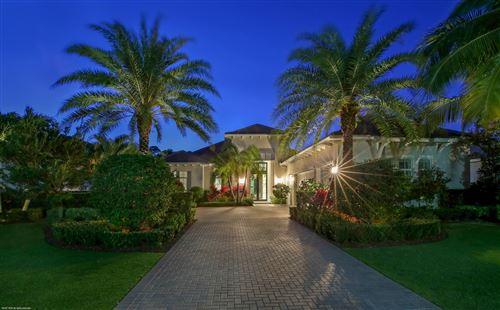 Photo of 12105 Plantation Way, Palm Beach Gardens, FL 33418 (MLS # RX-10626571)