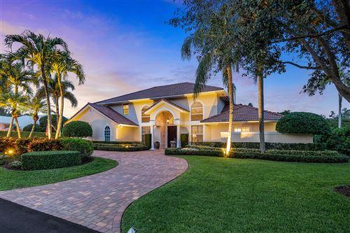 Photo of 4629 Gleneagles Drive, Boynton Beach, FL 33436 (MLS # RX-10676571)