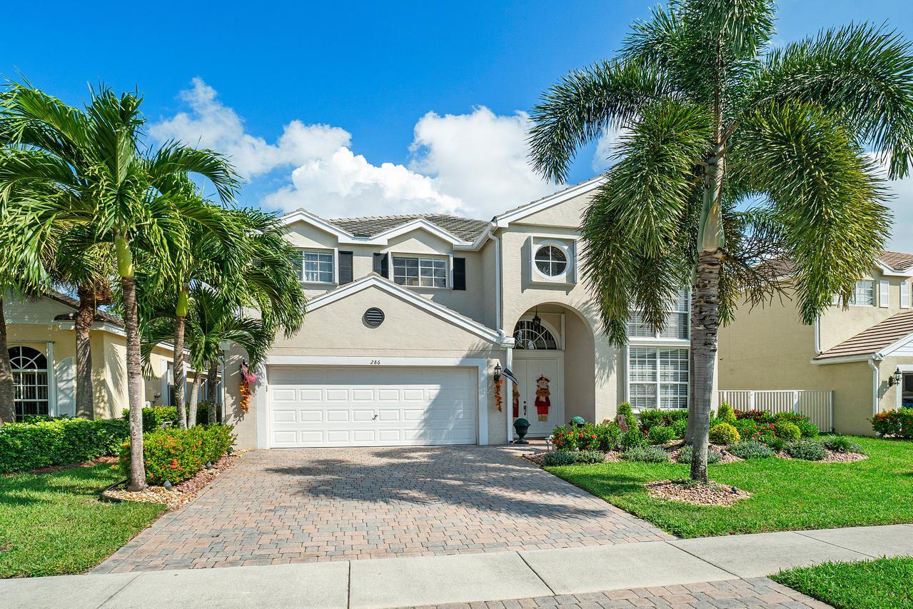 286 Berenger Walk, Royal Palm Beach, FL 33414 - #: RX-10659571