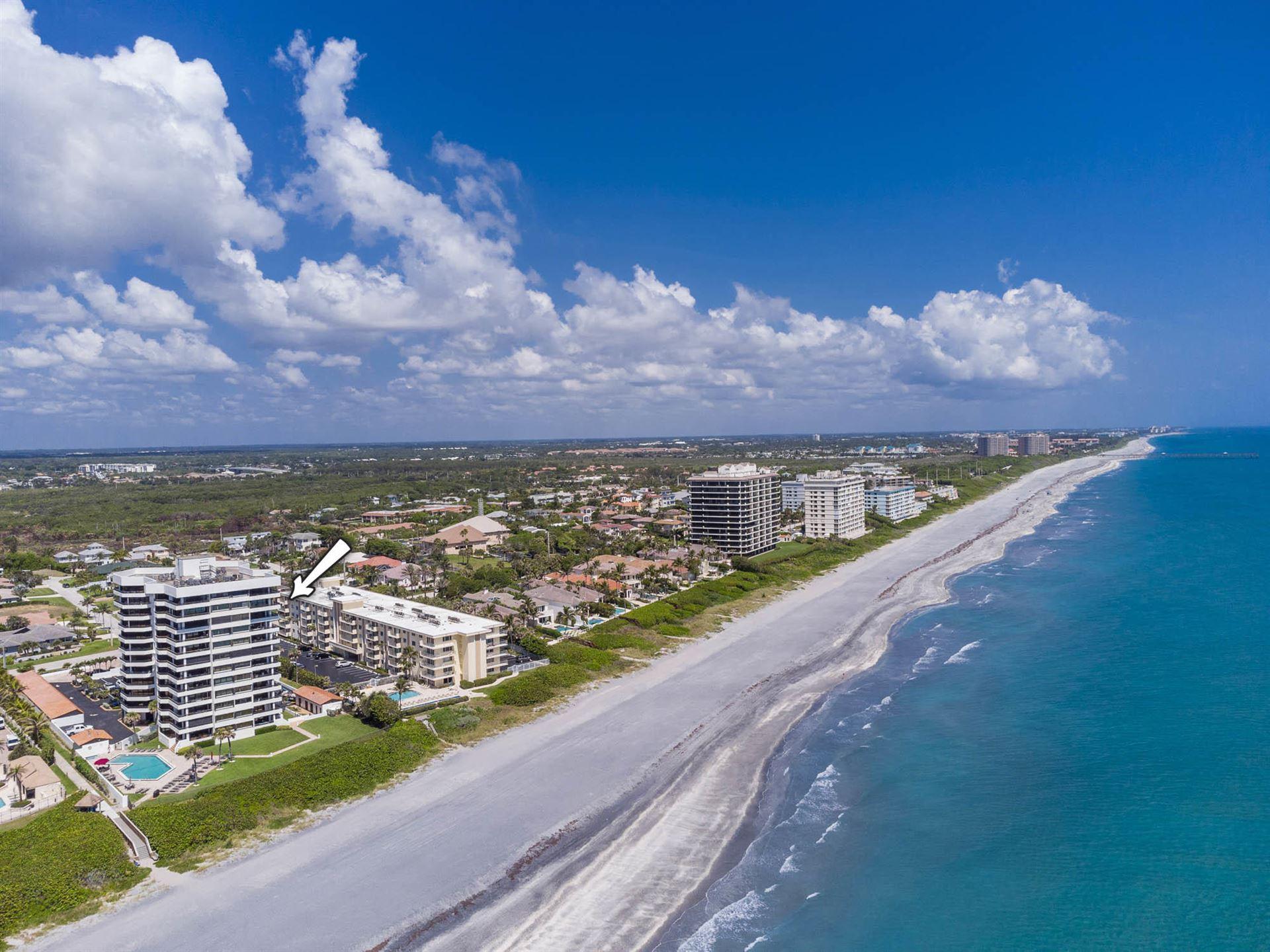 Photo for 600 Ocean Drive #10d, Juno Beach, FL 33408 (MLS # RX-10714571)