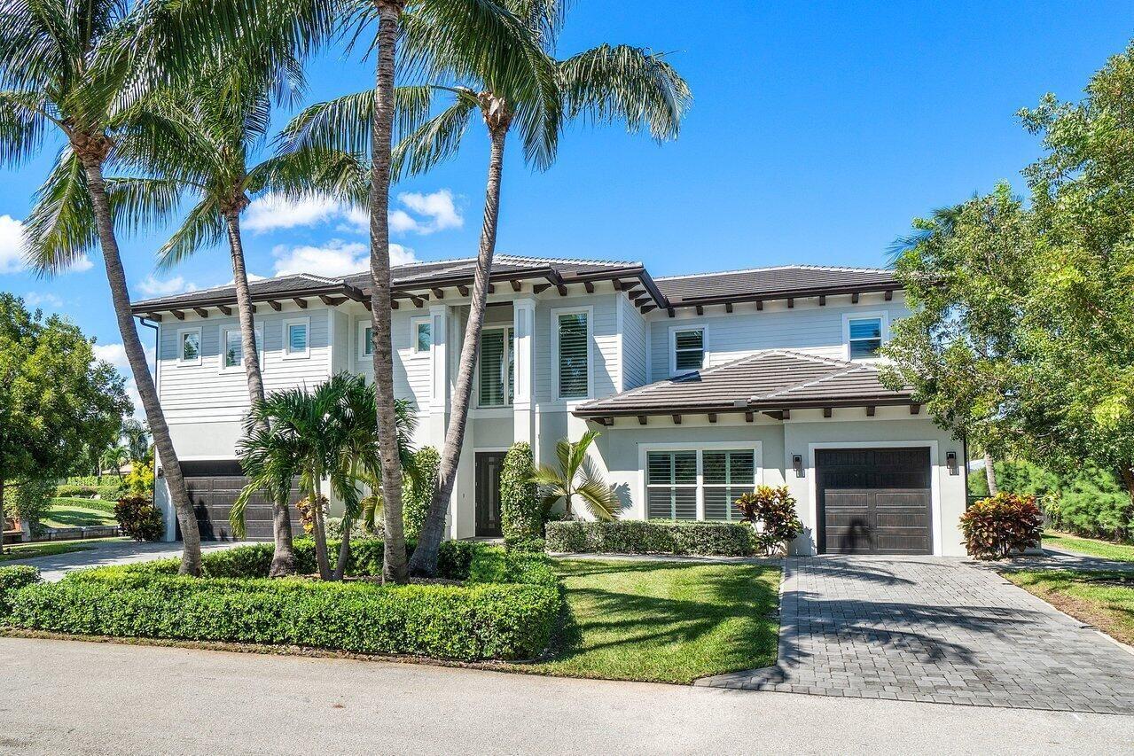 Photo of 917 Tropic Boulevard, Delray Beach, FL 33483 (MLS # RX-10753571)