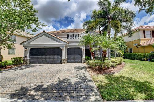Photo of 10133 Cobblestone Creek Drive, Boynton Beach, FL 33472 (MLS # RX-10720572)