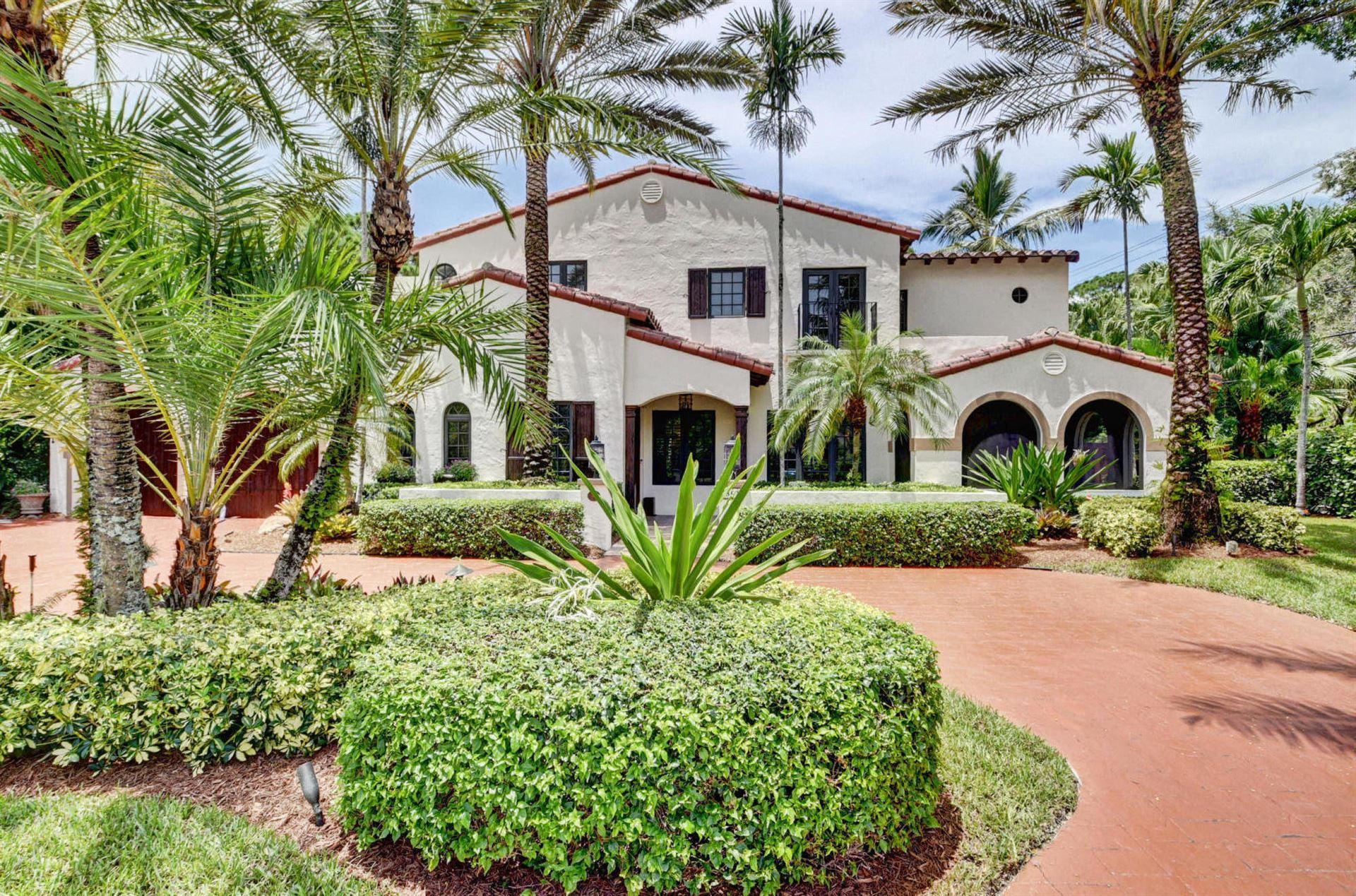 801 Azalea Street, Boca Raton, FL 33486 - #: RX-10617572