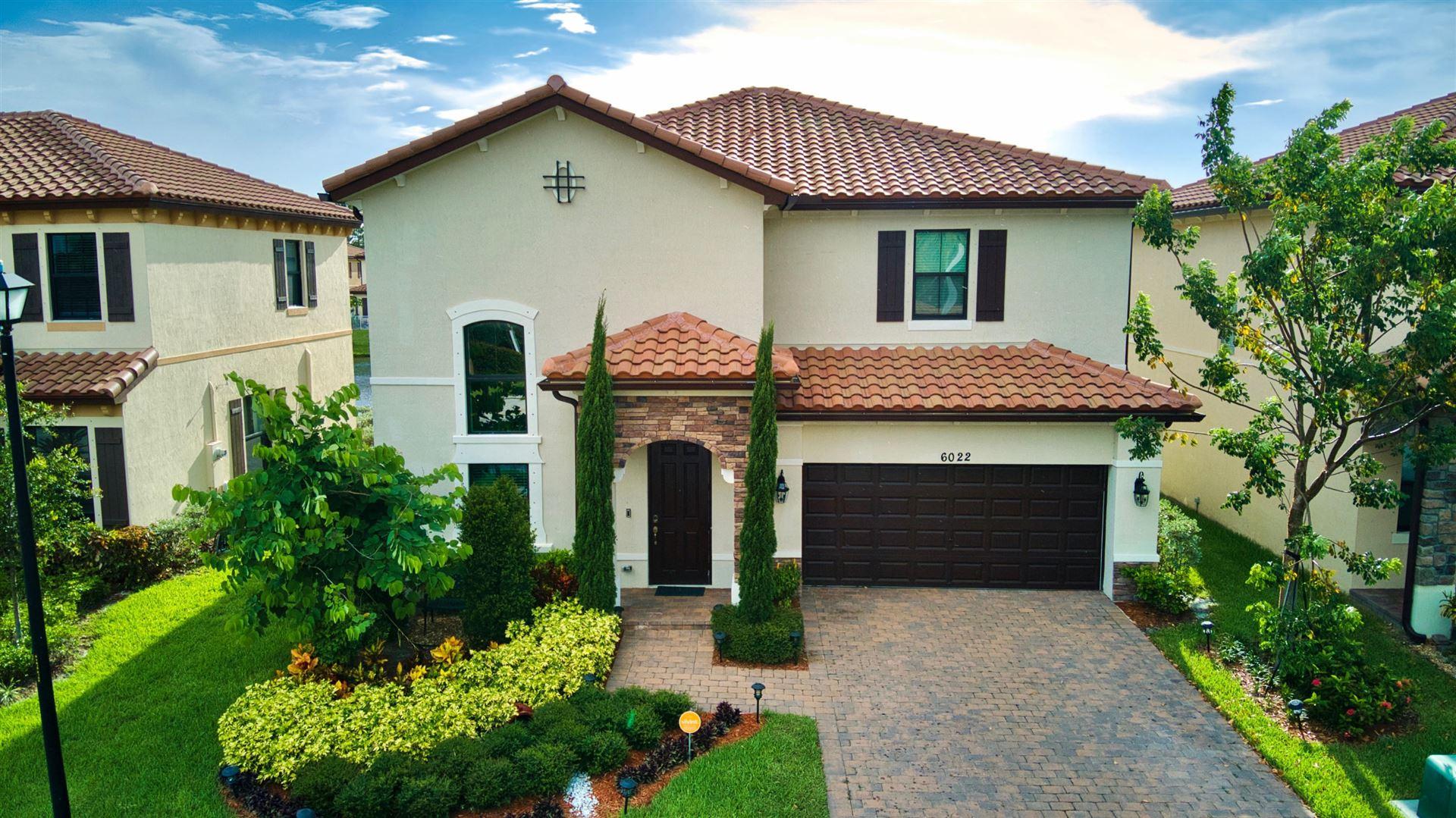 6022 Sandhill Crane Drive, Greenacres, FL 33415 - MLS#: RX-10634572
