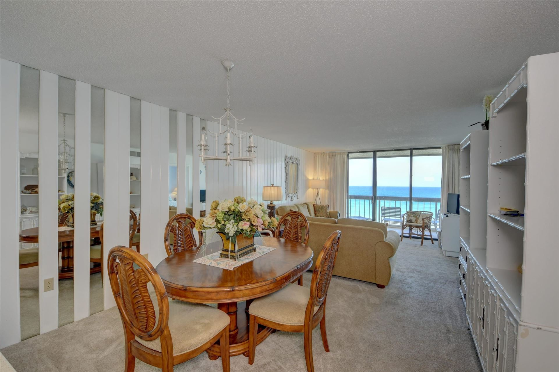 Photo of 9940 S Ocean S Drive #409, Jensen Beach, FL 34957 (MLS # RX-10643572)
