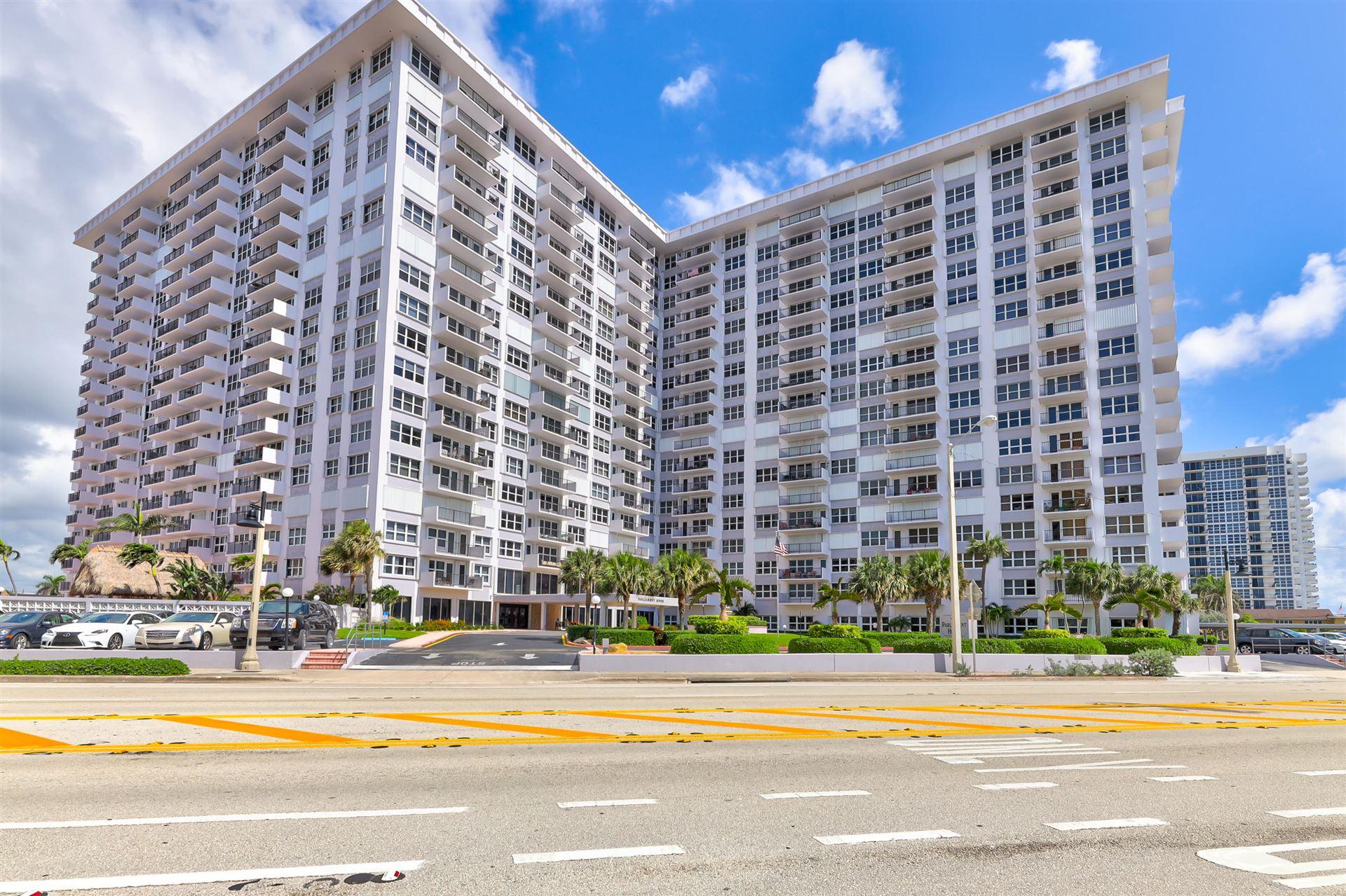 405 N Ocean Boulevard #525, Pompano Beach, FL 33062 - #: RX-10624573