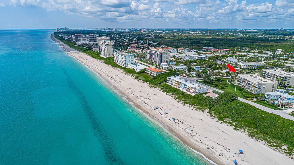 Photo of 1055 Ocean Drive #202, Juno Beach, FL 33408 (MLS # RX-10657573)