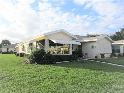 Photo of 5085 Lakefront Boulevard #A, Delray Beach, FL 33484 (MLS # RX-10581574)