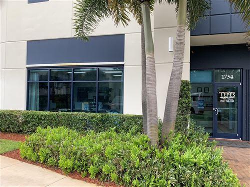 Foto de inmueble con direccion 1734 Corporate Drive Boynton Beach FL 33426 con MLS RX-10623574