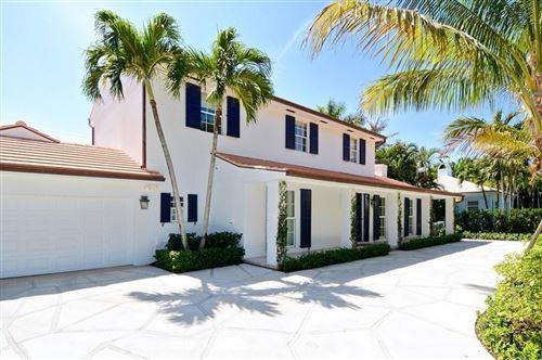 Photo of 310 Plantation Road, Palm Beach, FL 33480 (MLS # RX-10657574)