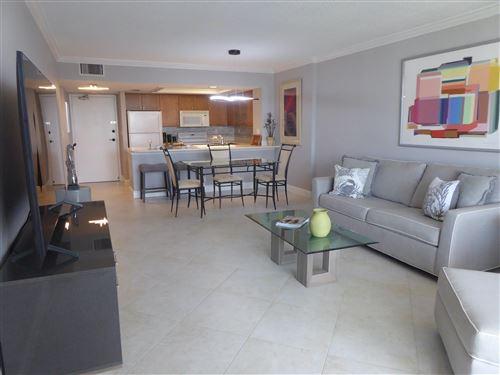 Photo of 3540 S Ocean Boulevard #910, South Palm Beach, FL 33480 (MLS # RX-10744574)