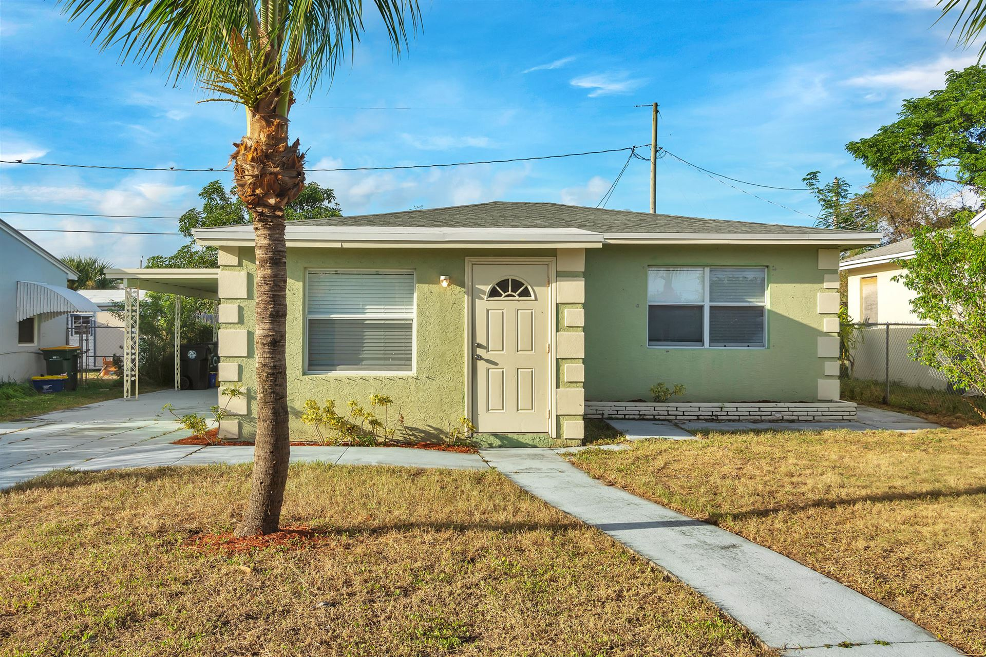 1206 Crestwood Boulevard, Lake Worth, FL 33460 - #: RX-10634574