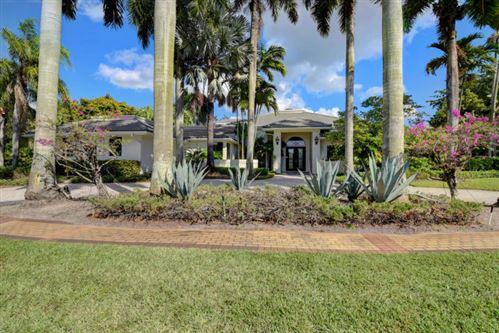 Photo of 17315 Northway Circle, Boca Raton, FL 33496 (MLS # RX-10625575)
