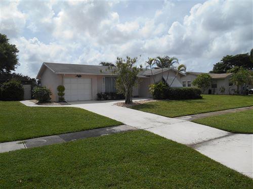 Photo of 5082 Saint John Avenue N, Boynton Beach, FL 33472 (MLS # RX-10665575)