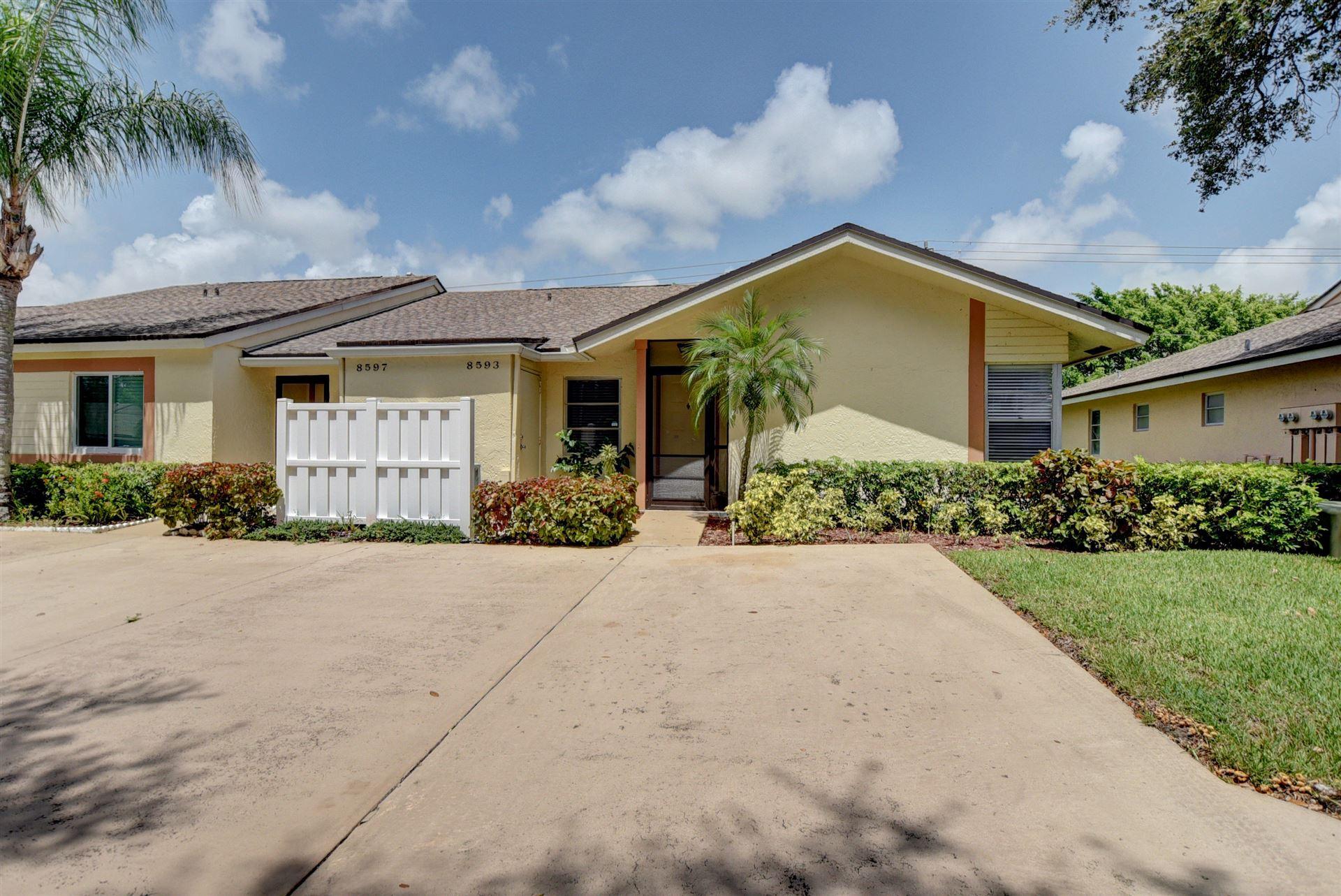 8593 Sunbird Place, Boca Raton, FL 33496 - #: RX-10653575