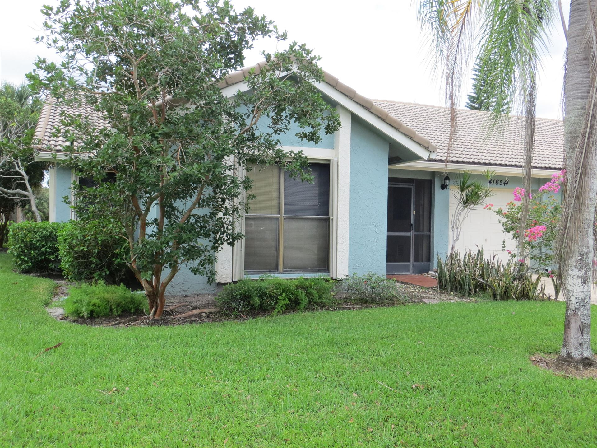4165 Gator Trace Villas Circle #A, Fort Pierce, FL 34982 - #: RX-10668575