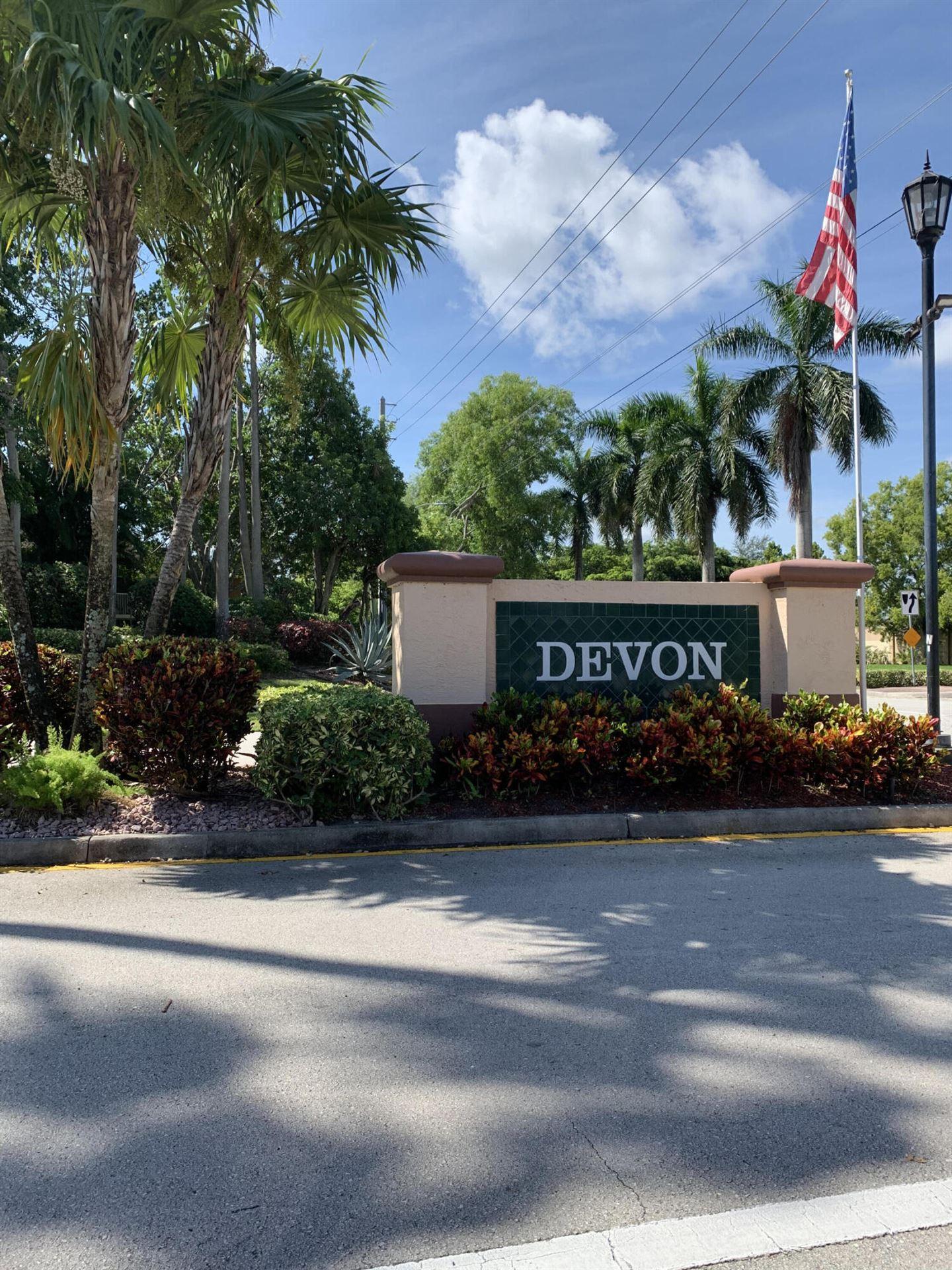 7375 N Devon Drive #108, Tamarac, FL 33321 - MLS#: RX-10746575