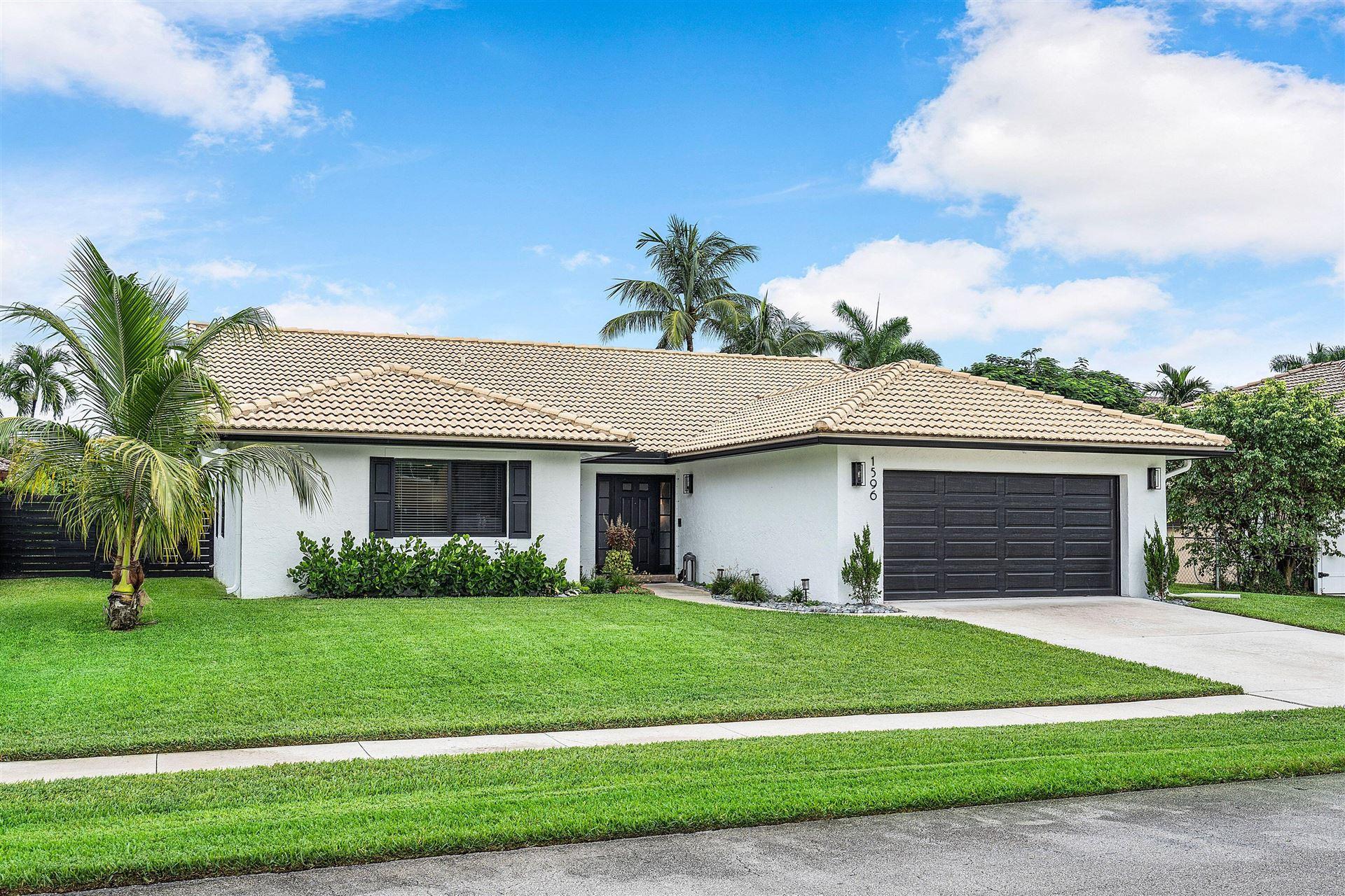 1596 SW 5th Avenue, Boca Raton, FL 33432 - MLS#: RX-10752575