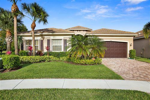 Photo of 9692 Dovetree Isle Drive, Boynton Beach, FL 33473 (MLS # RX-10588576)