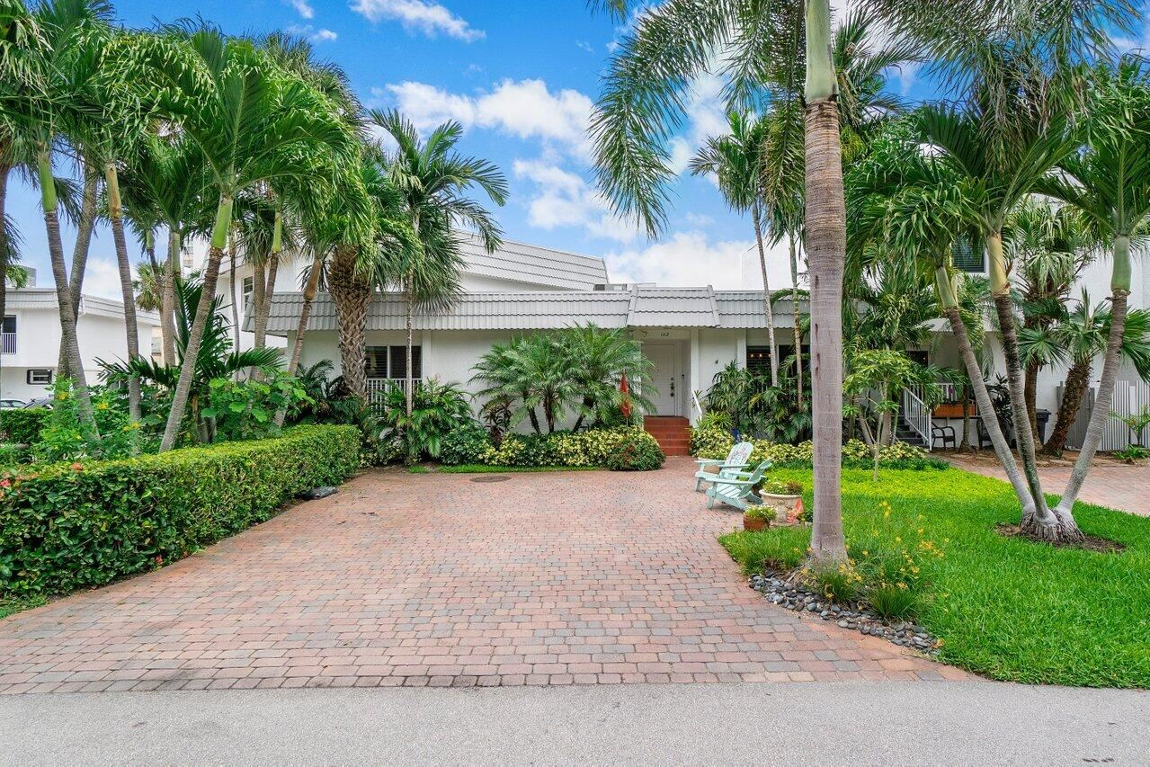 Photo of 1112 Russell Drive, Highland Beach, FL 33487 (MLS # RX-10727576)