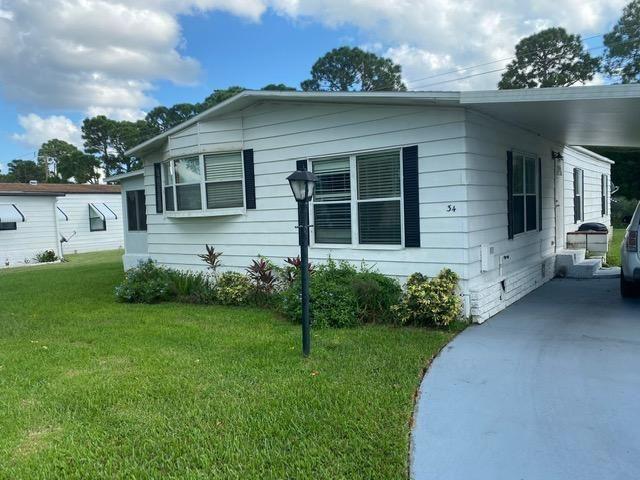 34 San Roberto, Fort Pierce, FL 34951 - #: RX-10663577