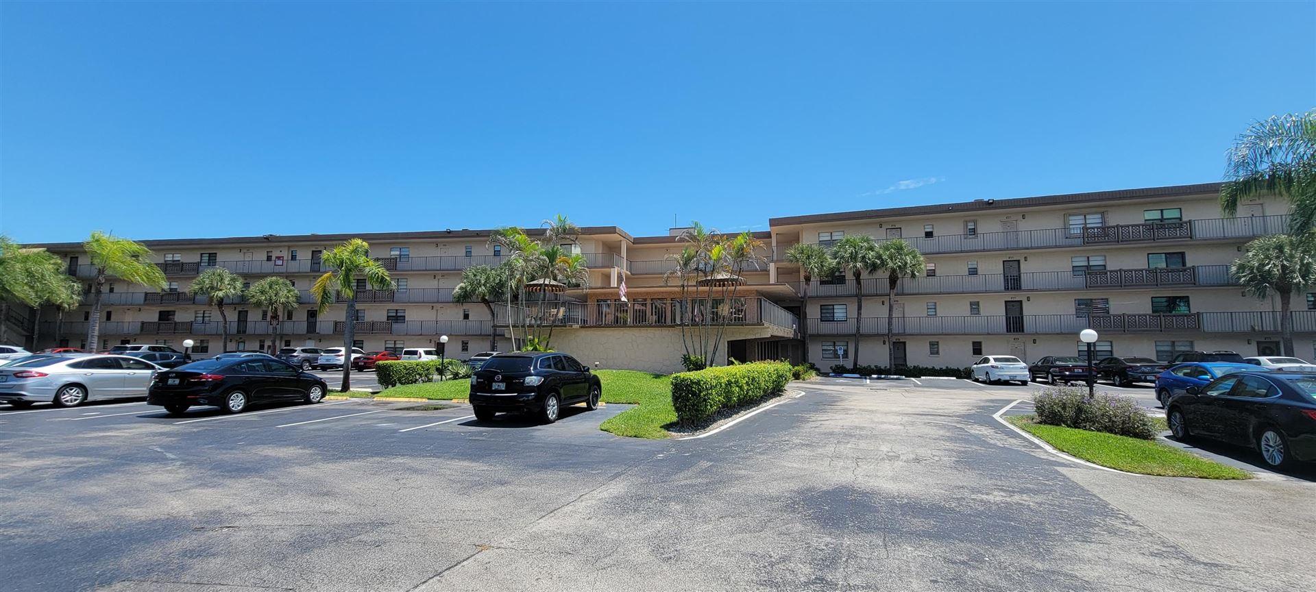 9300 SW 8th Street #316, Boca Raton, FL 33428 - #: RX-10740577