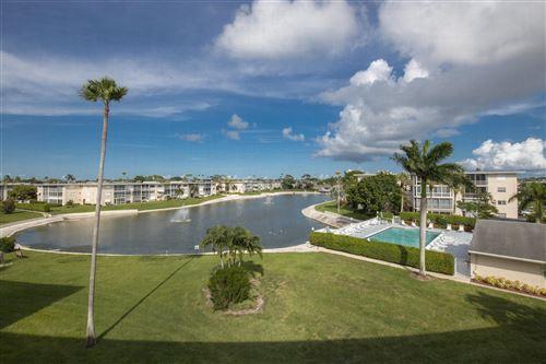Photo of 2728 Garden Drive N #414, Lake Worth, FL 33461 (MLS # RX-10744578)