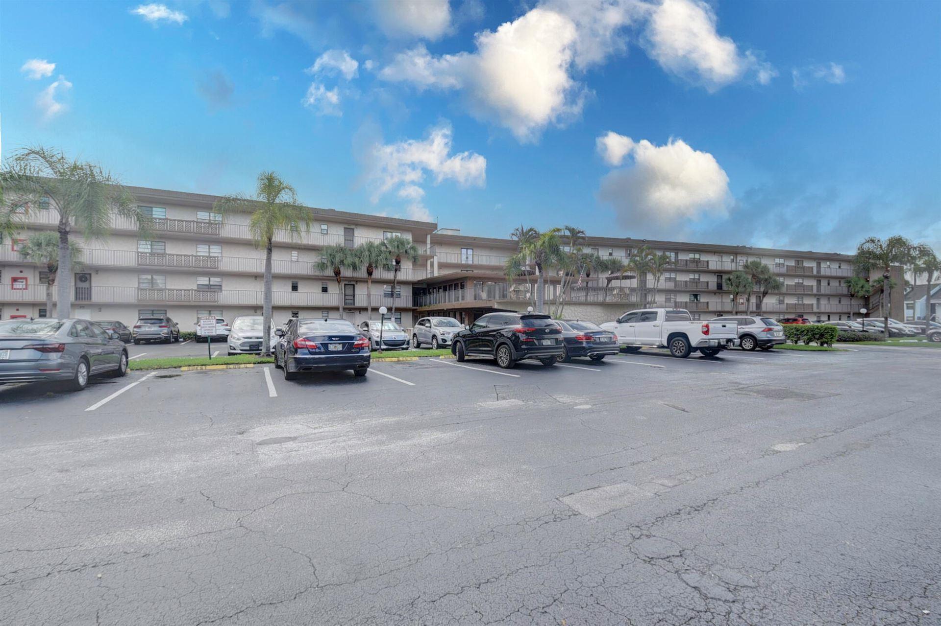 9300 SW 8th Street #106, Boca Raton, FL 33428 - MLS#: RX-10727578