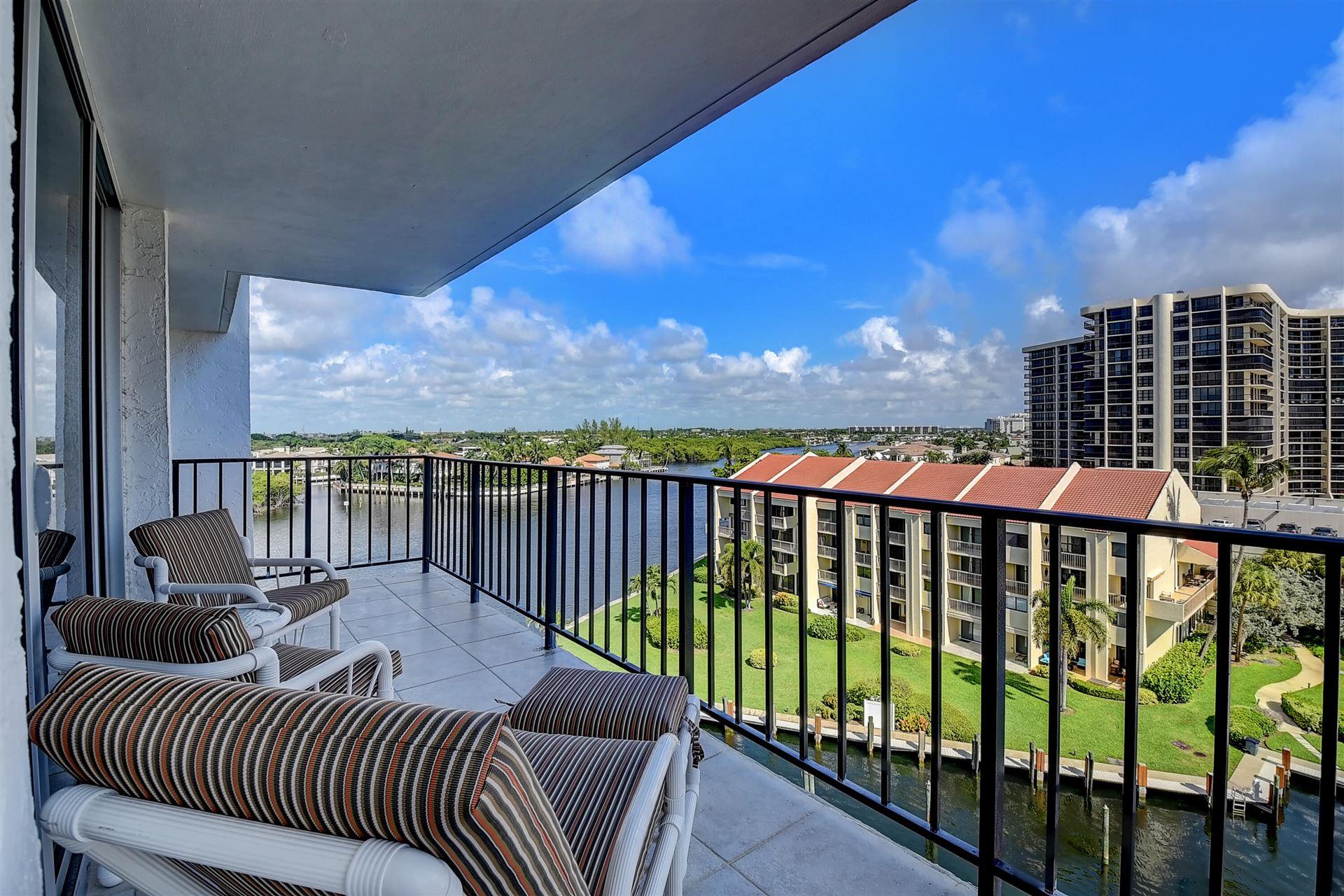 4750 S Ocean Boulevard #704, Highland Beach, FL 33487 - MLS#: RX-10750578