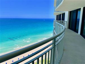 Photo of 3000 N Ocean Drive #32e, Singer Island, FL 33404 (MLS # RX-10519579)