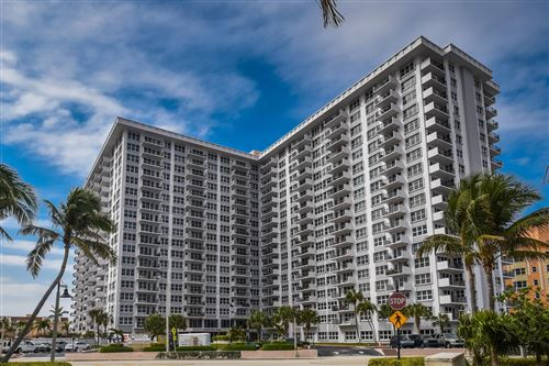 Photo of 405 N Ocean Boulevard #1229, Pompano Beach, FL 33062 (MLS # RX-10643579)