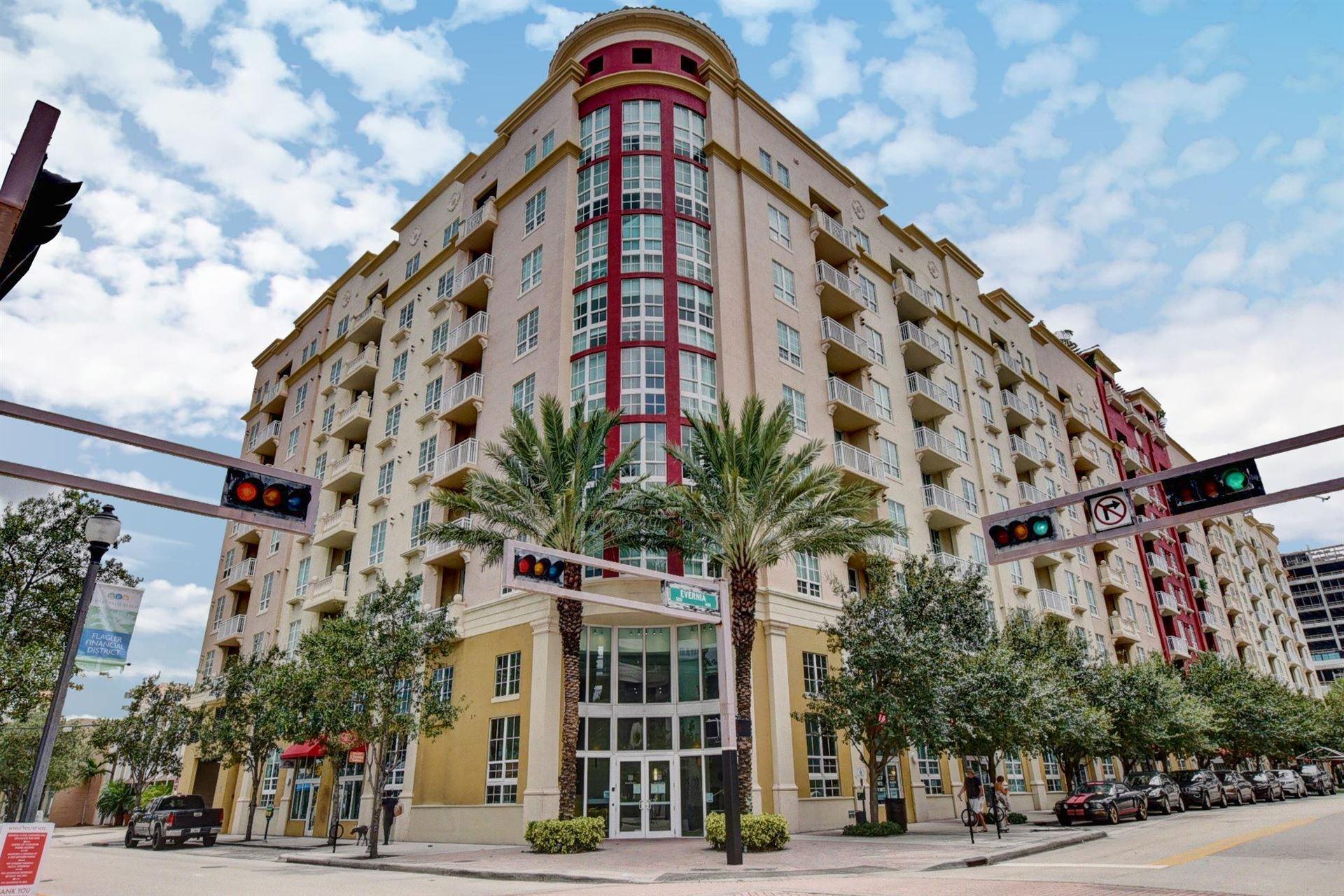 410 Evernia 231 Street #231, West Palm Beach, FL 33401 - #: RX-10705579