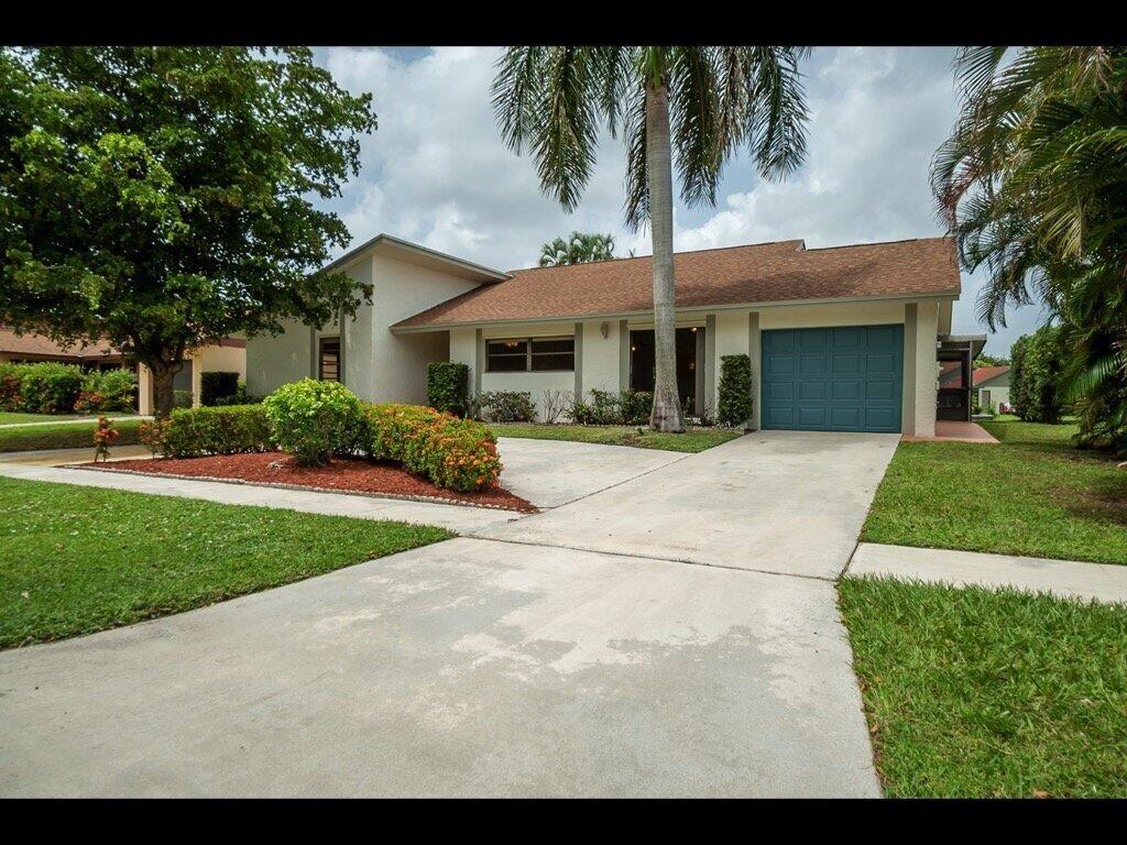 6185 Winding Brooke Way, Delray Beach, FL 33484 - MLS#: RX-10741579