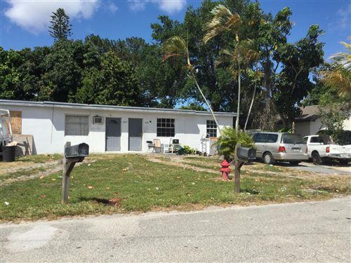Photo of Listing MLS rx in 4641 Myrtle Lane West Palm Beach FL 33417